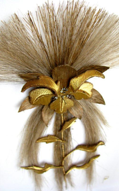 fleur de lin n°2 détail